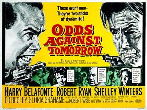 ODDS AGAINST TOMORROW FILM POSTER 4
