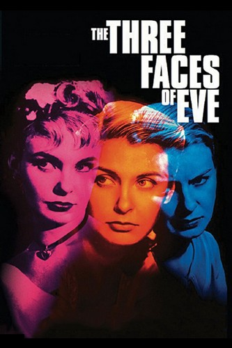 THE THREE FACES OF EVE FILM POSTER 3