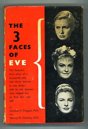 THE THREE FACES OF EVE FILM POSTER 4