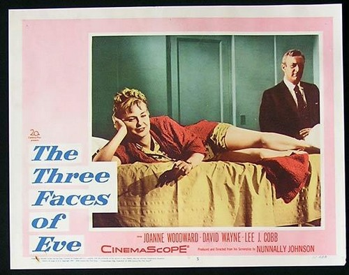 THE THREE FACES OF EVE LOBBY CARD 1