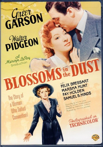 BLOSSOMS IN THE DUST FILM POSTER 1