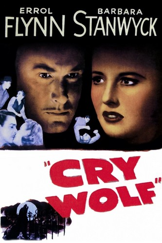 CRY WOLF(1947) FILM POSTER 8