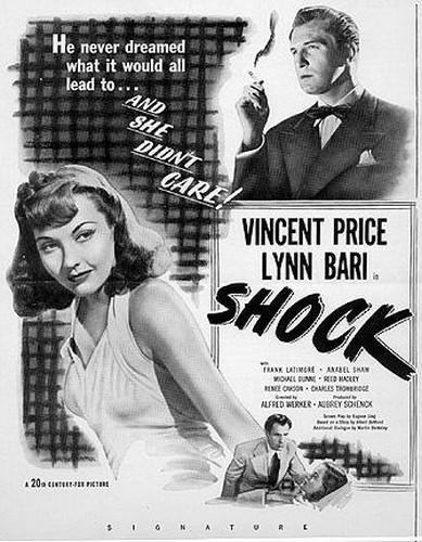 SHOCK FILM POSTER 1