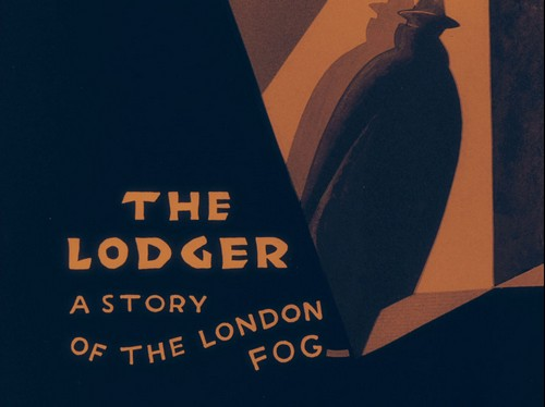 THE LODGER FILM POSTER 5