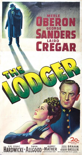 THE LODGER FILM POSTER 7