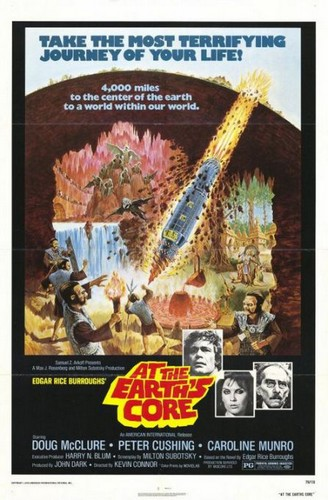 AT THE EARTH'S GORE(1976) FILM POSTER 3