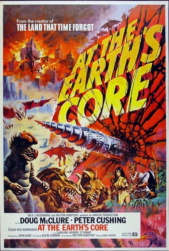 AT THE EARTH'S GORE(1976) FILM POSTER 4