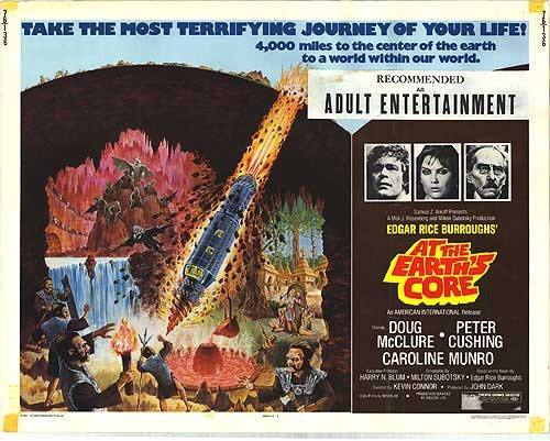 AT THE EARTH'S GORE(1976) FILM POSTER 5