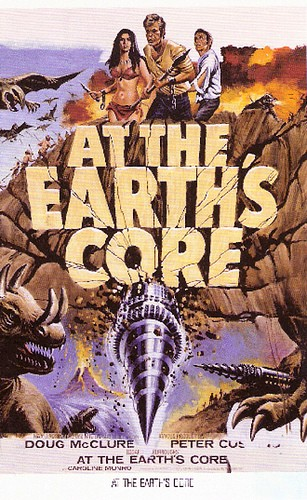AT THE EARTH'S GORE(1976) FILM POSTER 6