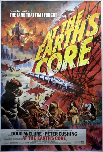 AT THE EARTH'S GORE(1976) FILM POSTER 7