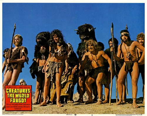 CREATURES THE WORLD FORGOT(1971) LOBBY CARD 2