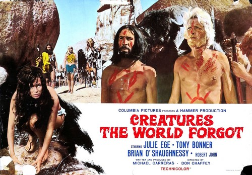 CREATURES THE WORLD FORGOT(1971) LOBBY CARD 3