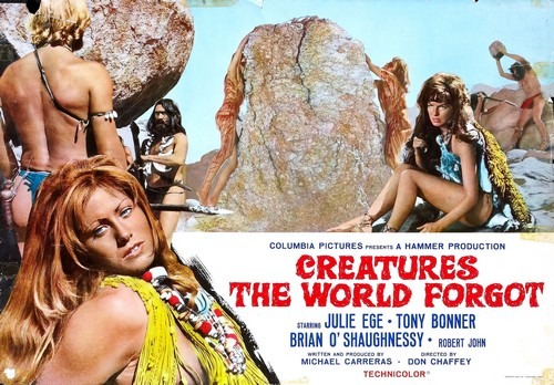 CREATURES THE WORLD FORGOT(1971) LOBBY CARD 4