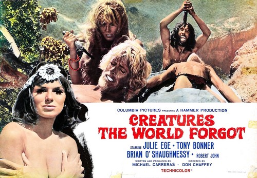 CREATURES THE WORLD FORGOT(1971) LOBBY CARD 5