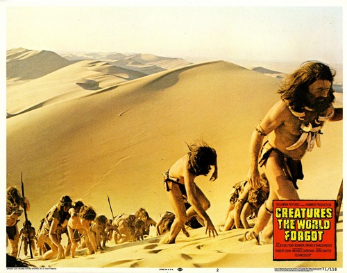 CREATURES THE WORLD FORGOT(1971) LOBBY CARD 7