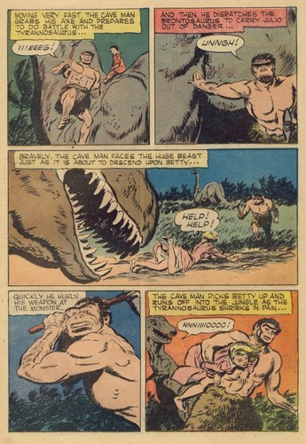 DINOSAURUS DELL COMICS 1