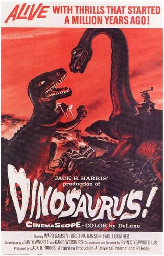 DINOSAURUS FILM POSTER 5