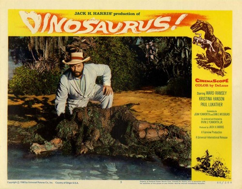 DINOSAURUS LOBBY CARD (6)