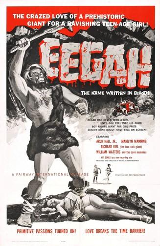 EEGAH FILM POSTER 1