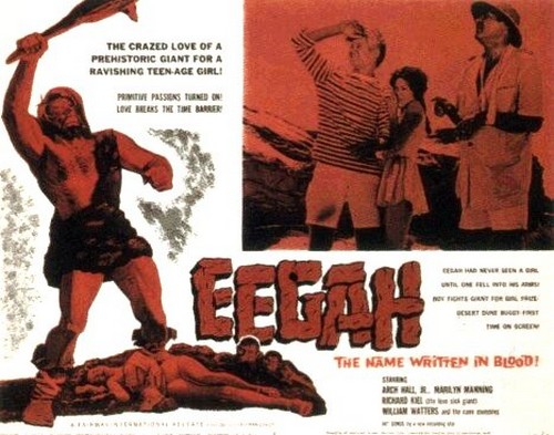 EEGAH FILM POSTER 2
