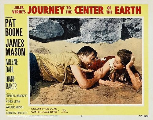 JOURNEY TO THE CENTER OF THE EARTH(1959)LOBBY CARD 6