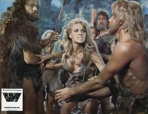 ONE MILLION YEARS B.C.(1966) LOBBY CARD 8