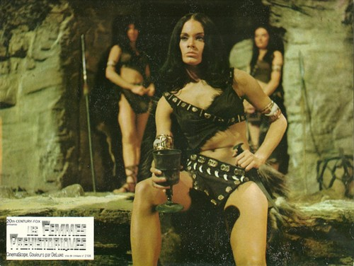 PREHISTORIC WOMEN(1967) LOBBY CARD 1