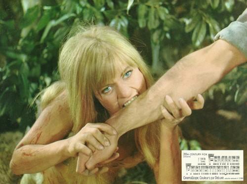 PREHISTORIC WOMEN(1967) LOBBY CARD 3