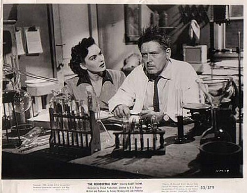THE NEANDERTHAL MAN(1953) LOBBY CARD 4