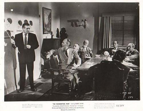 THE NEANDERTHAL MAN(1953) LOBBY CARD 6