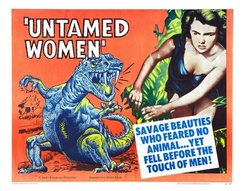 UNTAMED WOMEN FILM POSTER 2