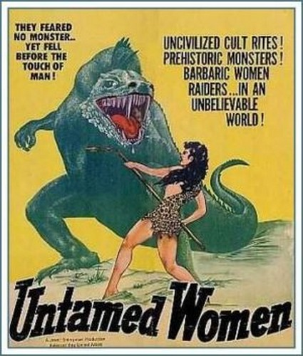 UNTAMED WOMEN FILM POSTER 5
