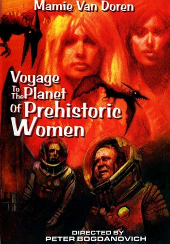 VOYAGE TO THE PLANET OF THE PREHISTORIC WOMEN(1968) FILM POSTER 1