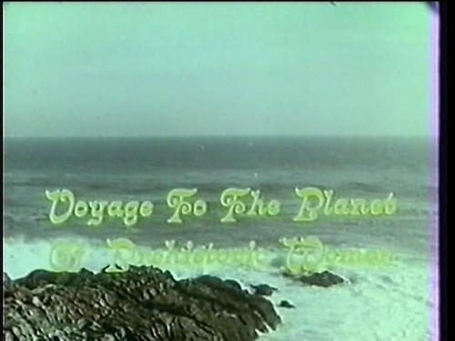 VOYAGE TO THE PLANET OF THE PREHISTORIC WOMEN(1973)