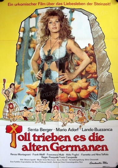 WHEN WOMEN LOST THEIR TALES(1972) FILM POSTER 5