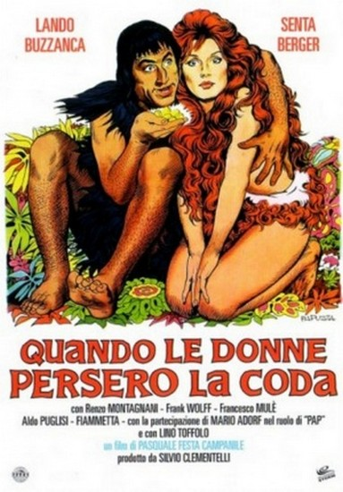 WHEN WOMEN LOST THEIR TALES(1972) FILM POSTER 6