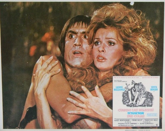 WHEN WOMEN LOST THEIR TALES(1972) LOBBY CARD 3