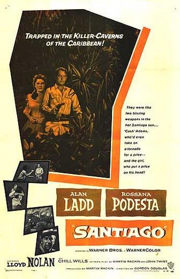 SANTIAGO FILM POSTER 1