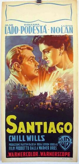 SANTIAGO FILM POSTER 10