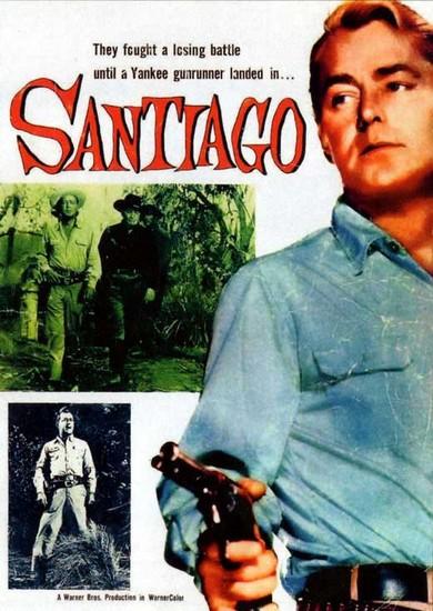 SANTIAGO FILM POSTER 2