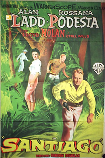 SANTIAGO FILM POSTER 9