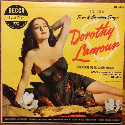 BEYOND THE BLUE HORIZON(1942) LP