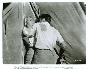 CONGO CROSSING(1956) WINDOW CARD 1