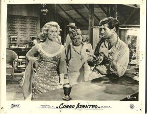 CONGO CROSSING(1956) WINDOW CARD 12