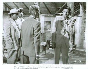 CONGO CROSSING(1956) WINDOW CARD 3