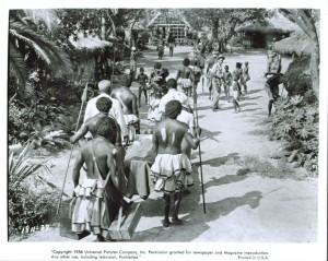CONGO CROSSING(1956) WINDOW CARD 4