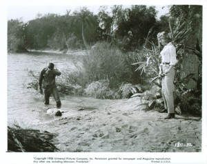 CONGO CROSSING(1956) WINDOW CARD 6