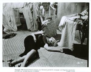CONGO CROSSING(1956) WINDOW CARD 7
