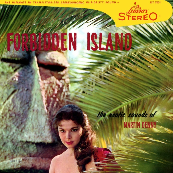 ENCHANTED ISLAND(1958) OST