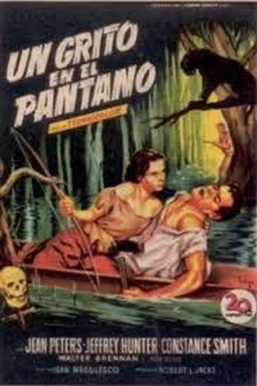 LURE OF THE WILDERNESS(1952) FILM POSTER 3